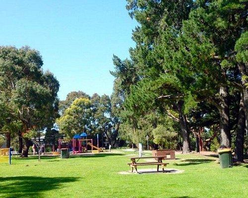 Wyeth-McNamara playground