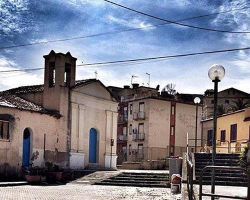 Antico acquartieramento degli  spagnoli