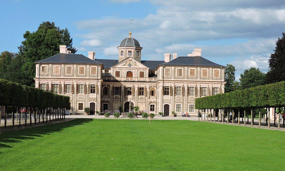 Schloss Favorite, Rastatt, Alemania.