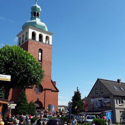 Kościół Nawiedzenia NMP w Jastarni