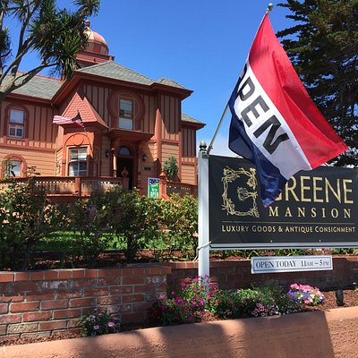 Greene Mansion Built in 1886 by Harry A Greene