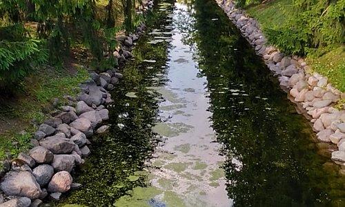 Ríos artificiales en perspectiva