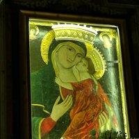 Icona della Madonna dei Martiri