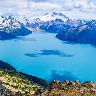 Panorama Ridge hike, above Garibaldi Lake in Squamish, BC
