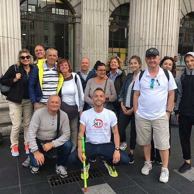tour a piedi italiano