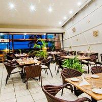 Air Conditioned Restaurant