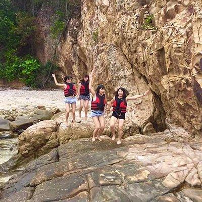 Pandan Island trip
