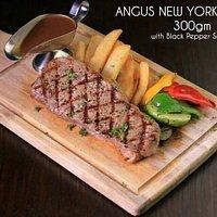 Angus New York Sirloin