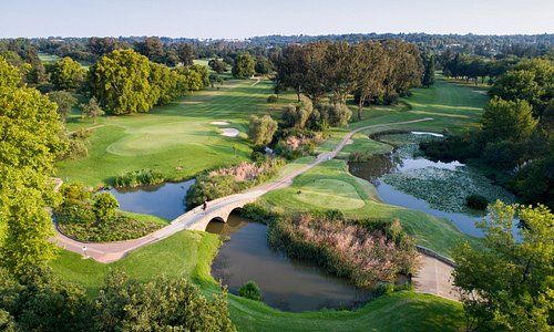 The Bryanston Country Club - 18 Hole Golf Course