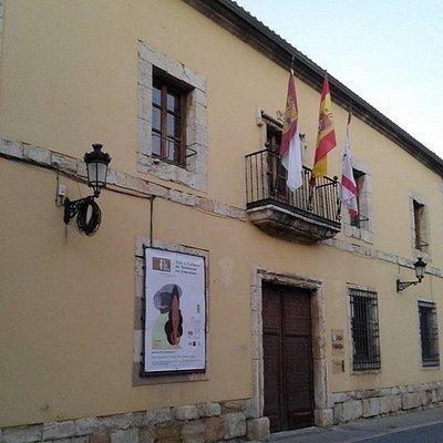 fachada Museo Casa Parada Tarancon.