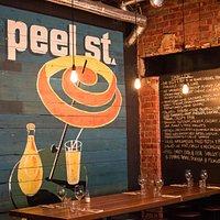 Peel St