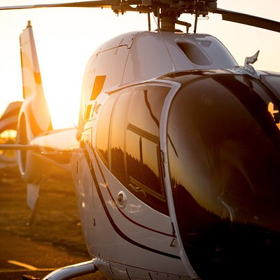 Cape Town Helicopters Sunset