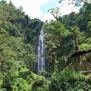 Materun Waterfalls