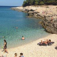 Spiaggia di sassi