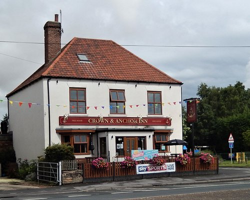 Crown and Anchor, Brough. Friendly, welcoming an d eay parking