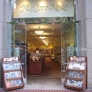 Our storefront at 455 Market Street