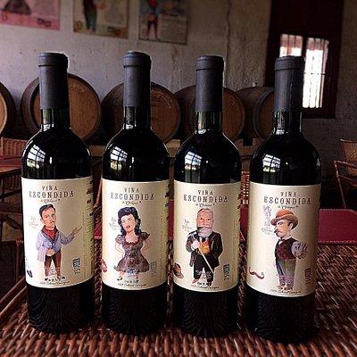 Muy rico el vino!