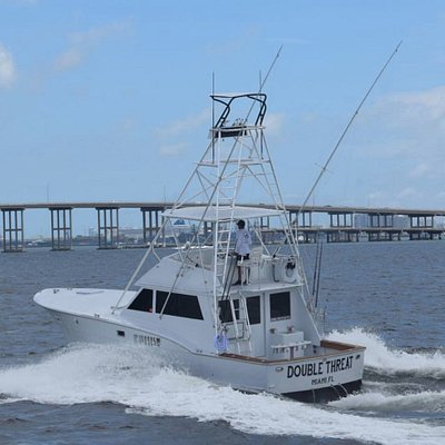 Fully Customized 43 Hatteras