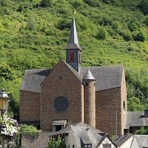 Pfarrkirche St. Remaclus | Cochem, Rheinland-Pfalz, Germany