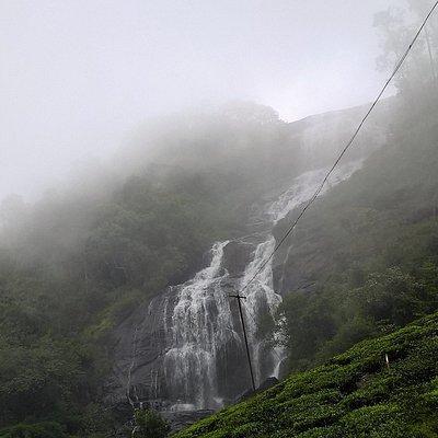 Periyakanal Waterfalls