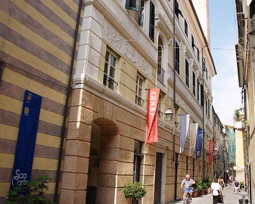 Palazzo Oddo e Auditorium San Carlo ad Albenga