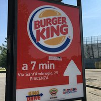 7 minutes from a Burger King!
