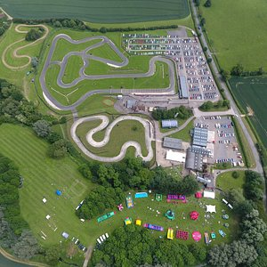we're not just about Karts - we offer Quad bikes; clay pigeon shooting; meeting rooms and much m