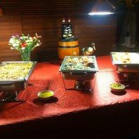 Stampotten buffet