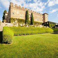 Castello della Paneretta viticoltori a Monsanto dal 1596