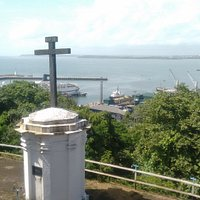 View from Mormugao fort