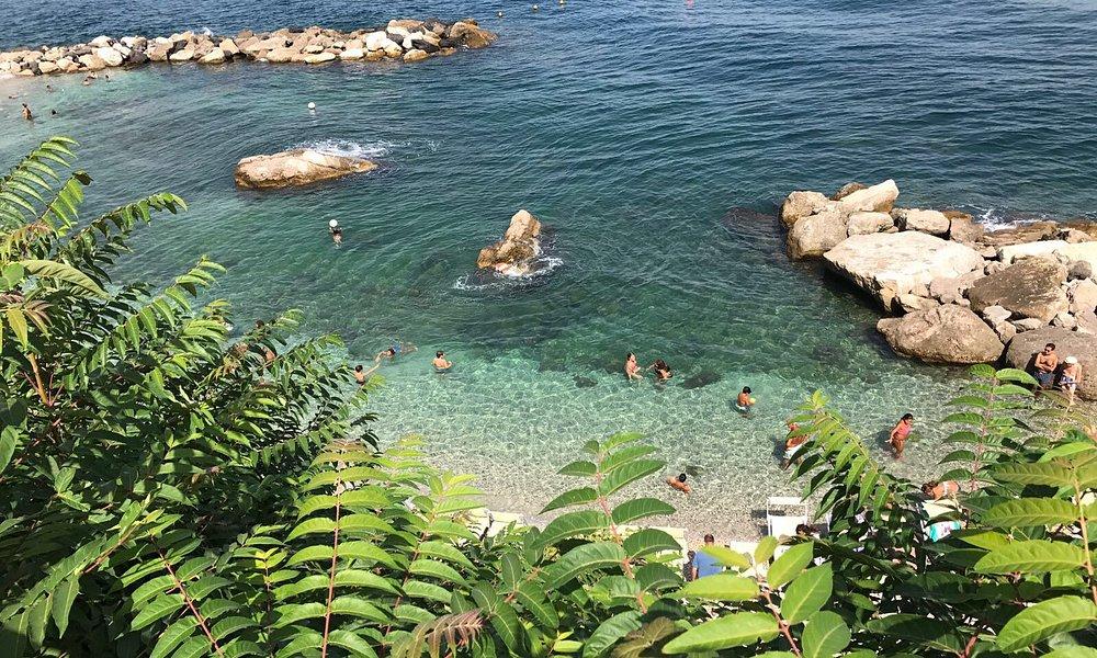 Stone beach mare