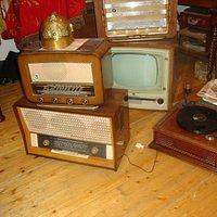 anciennes radio et phono