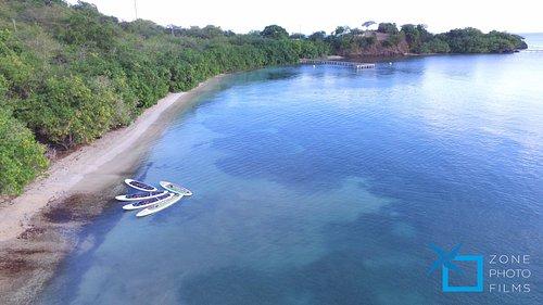 Playa Sardinas Culebra, Puerto Rico