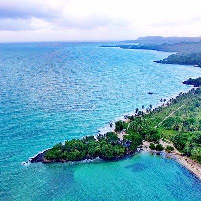 Playa Rincón Samana, República Dominicana