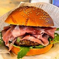 L'Hamburger Romagnolo