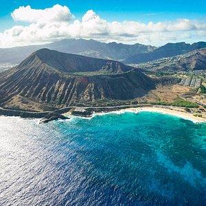 Mauna Loa Helicopters Oahu