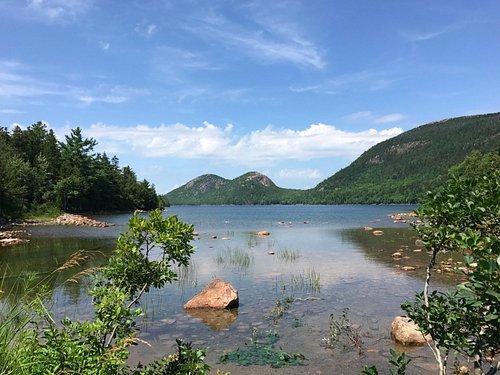 Beautiful scenery in Acadia NP