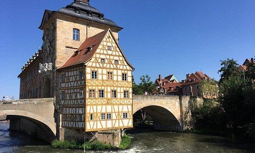 Altes Rathaus und Sammlung Ludwig