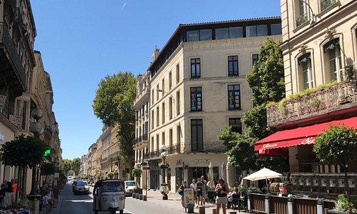 Rue de la République.
