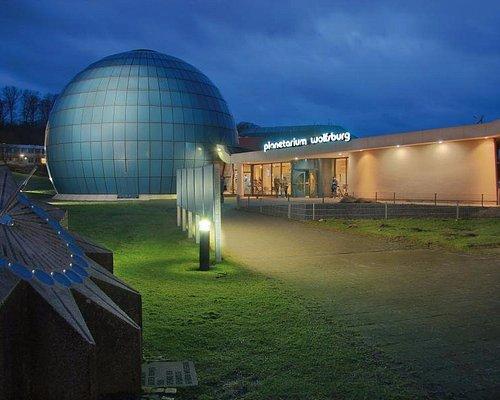 Planetarium Wolfsburg © Klaus Klett - TourismusMarketing Niedersachsen GmbH (T