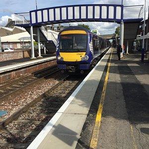 Train to Dunblane