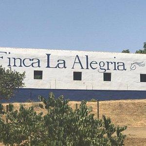 Finca La Alegria welcomes you