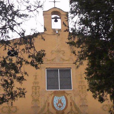 Iglesia Ortodoxa Lloret de Mar, апрель 2017 года...