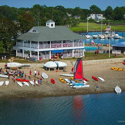 Welcome to Longshore Sailing School!