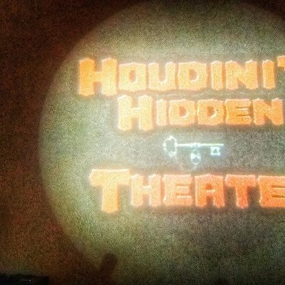 Houdini's magic show