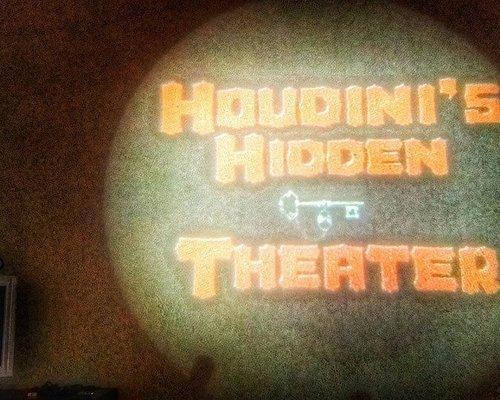 Houdini's magic show