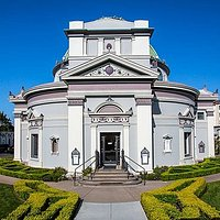 The outside of the San Francisco Columbarium