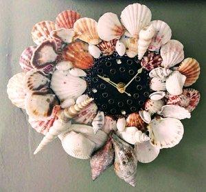 Crafts, Clock.