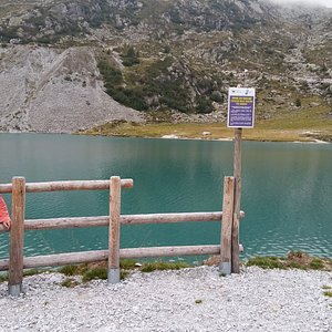 Un laghetto magnifico a 1 passo da Campiglio