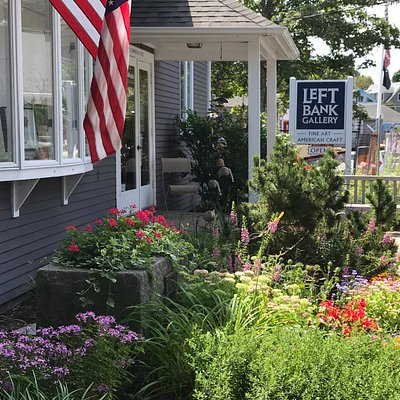 Left Bank Gallery ~25 Commercial St. ~ Wellfleet, Ma. 02667